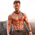 Captain Indias superhero physique