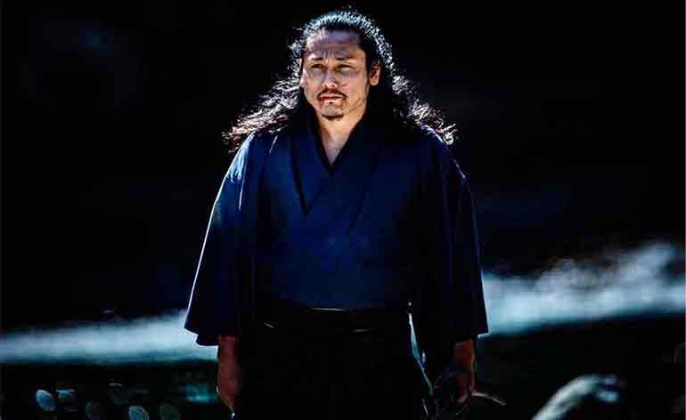 Crazy Samurai Musashi -Kung fu Kingdom