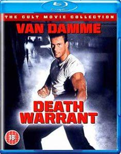 Death Warrant -Blu-ray version