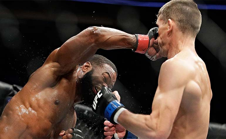 Tyron Woodley Top 5 MMA Finishes Kung Fu Kingdom 770x472