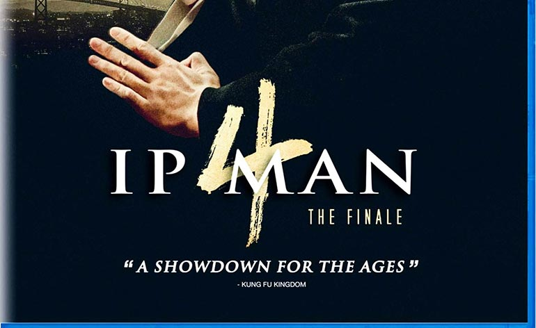 """A Showdown For The Ages"" - summary for Ip Man 4"
