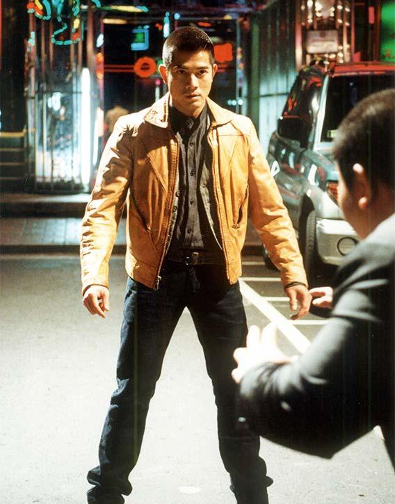 Aaron Kwok stars as Tony a cocky Judo champion