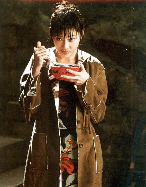 Cherrie Ying plays Mona an aspiring singer