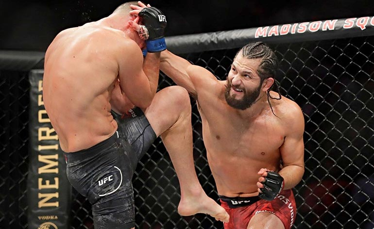 Jorge Masvidal Top 5 MMA Finishes 770x472