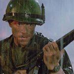 Private Luc Deveraux in the Vietnam War