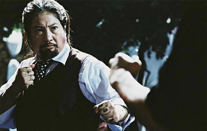 The legendary Sammo Hung is in town for Iron Fists and Kung Fu Kicks!