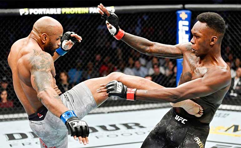 Yoel Romero Top 5 MMA Finishes Kung Fu Kingddom 770x472