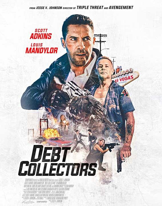 Debt Collectors - poster