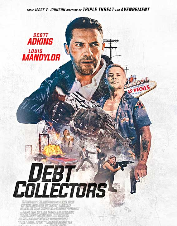 Debt Collectors -poster