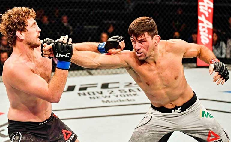 Demian Maia Top 5 MMA Finishes 770x472
