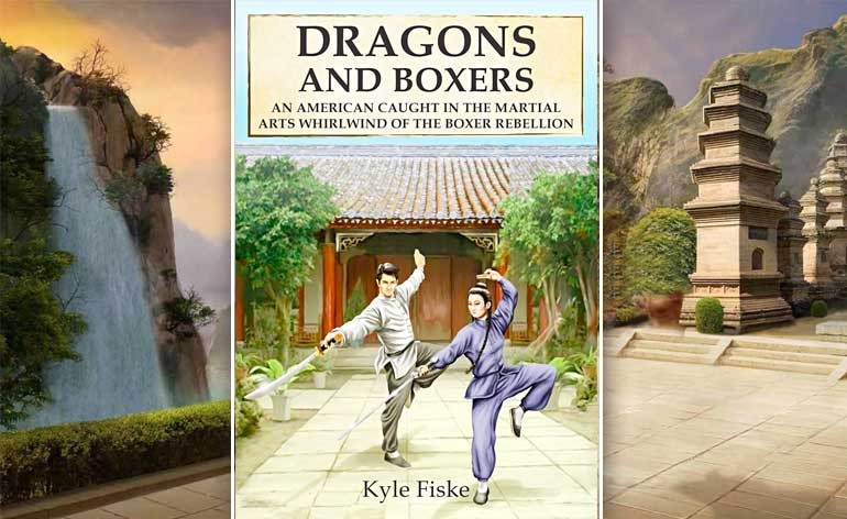 Dragons and Boxers (2020) -Kung Fu Kingdom