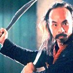 Henchman Al Leong is lethal with any blade