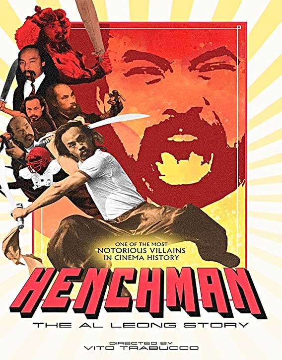 Henchman -The Al Leong Story -poster