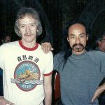 The henchman meets the master of horror John Carpenter