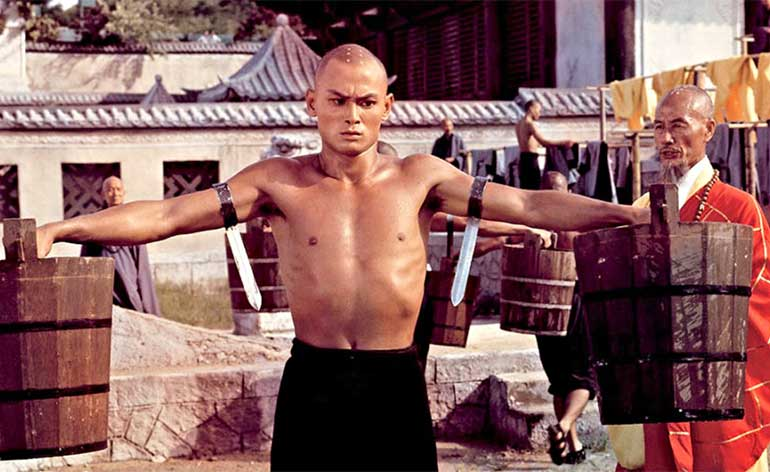 Top 10 Gordon Liu Fight Scenes -Kung Fu Kingdom