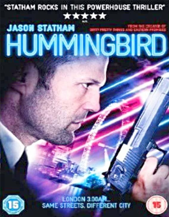 Hummingbird (2013) DVD cover