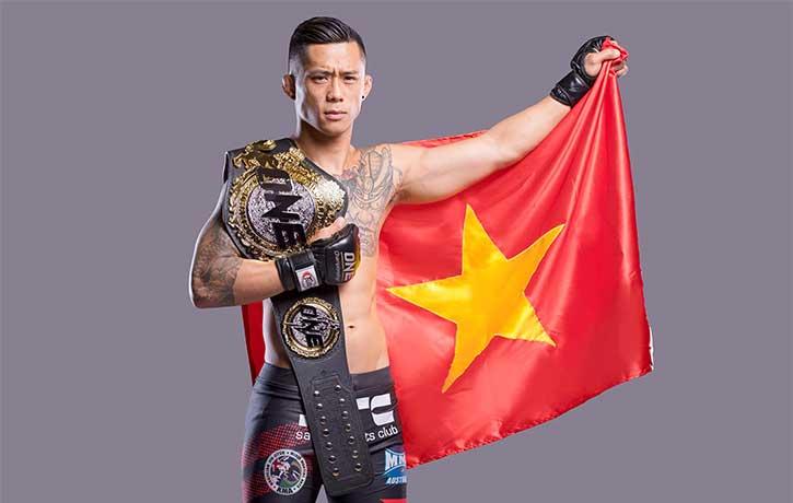 Martin Nguyen represents Vietnam and Australia