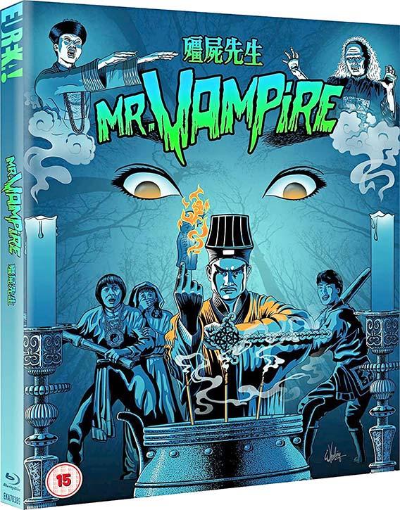 Mr Vampire (1985) Blu-ray