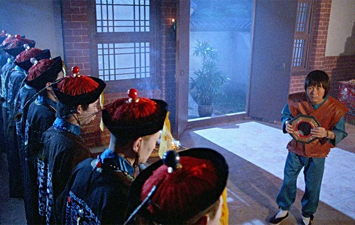 Mr Vampire defined the Jiangshi genre
