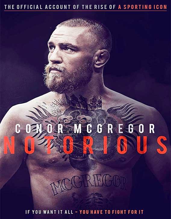 Notorious -Conor McGregor (2017)