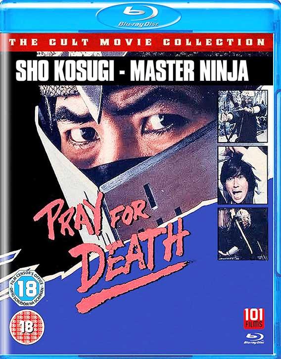 Pray for Death (1985) Blu-ray