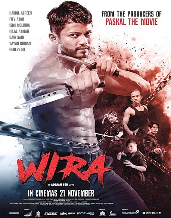 Wira -movie poster