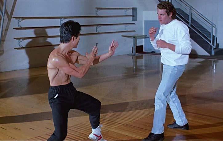 Wu Han tests Sean's skills