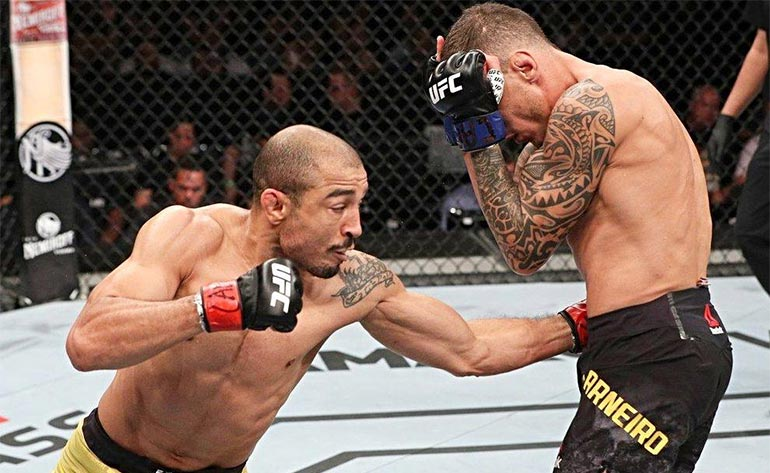 José Aldo Top 5 MMA Finishes KungFu Kingdom 770x472