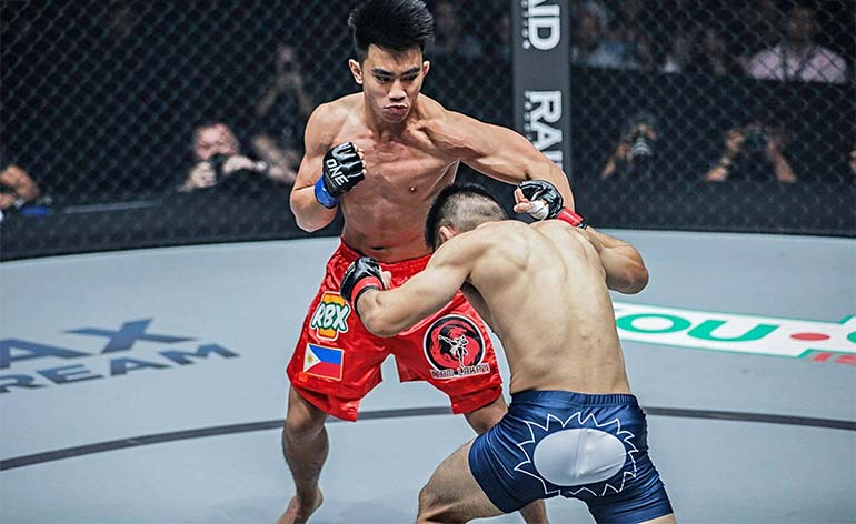 Joshua Pacio Top 5 MMA Finishes Kung Fu Kingdom 770x472