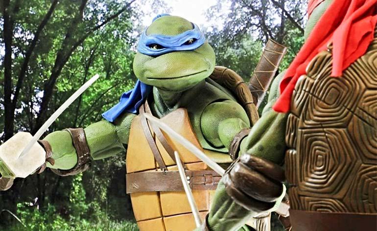 Ninja Turtles -30th Anniversary -Kung Fu Kingdom