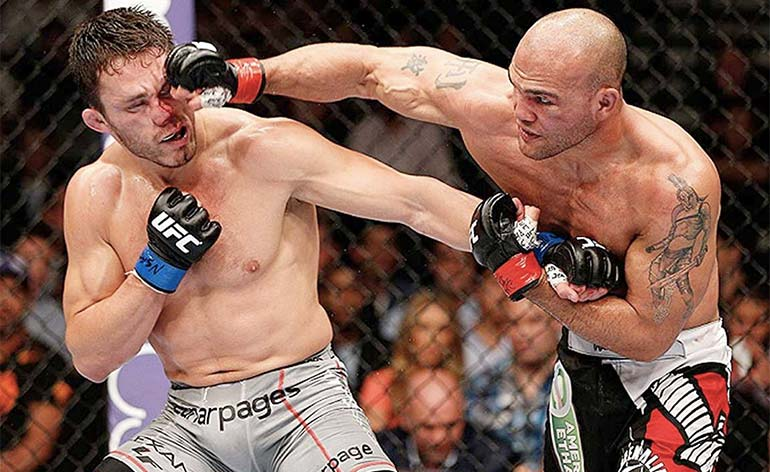 Robbie Lawler Top 5 MMA Finishes Kung Fu Kingdom 770x472