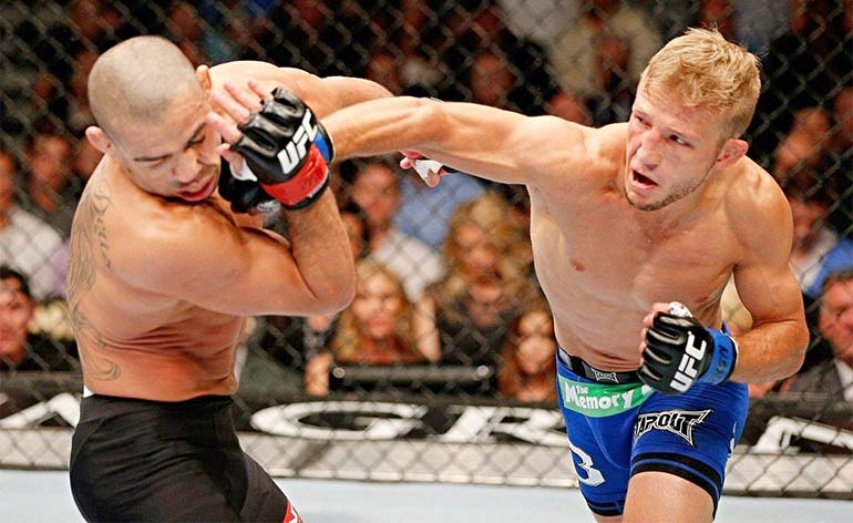 T.J. Dillashaw Top 5 MMA Finishes Kung Fu Kingdom 770x472