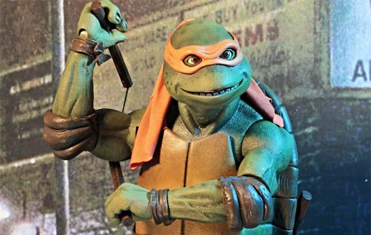 Turtle-chaku fu!
