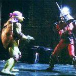 Turtle vs Shredder