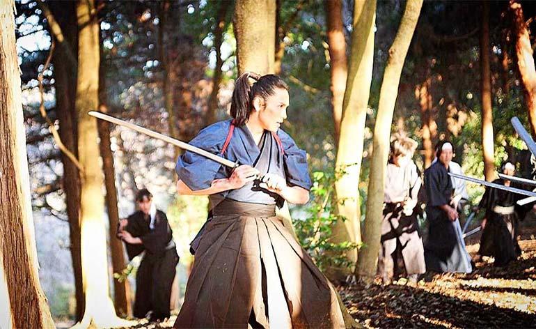 Crazy Samurai Musashi (2020) -Kung Fu Kingdom