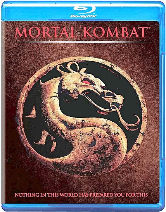 Mortal Kombat -Blu-ray -Kung Fu Kingdom