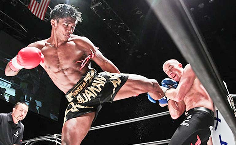 Muay Thai Martial Art of the Month Kung Fu Kingdom 770x472