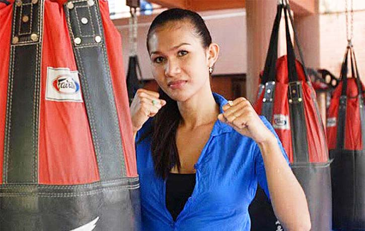 Nong Toom Muay Thais First Transgender Fighter