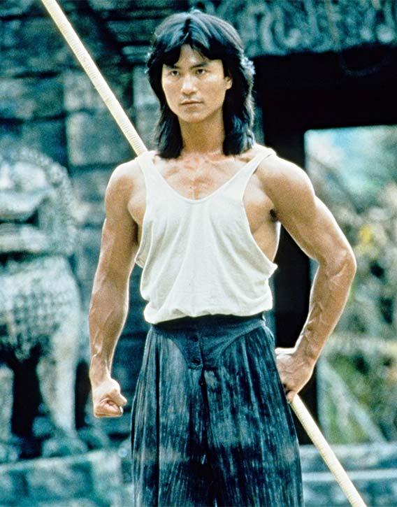 Robin Shou in Mortal Kombat