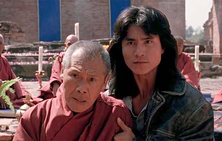 Shades of Shaolin