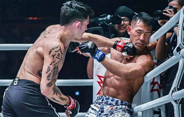 Battling Ryogo Takahashi