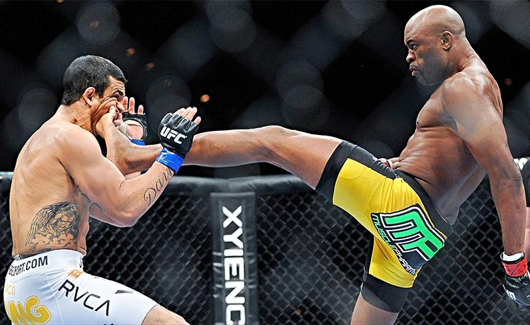 Interview with Anderson Silva - Kung Fu Kingdom
