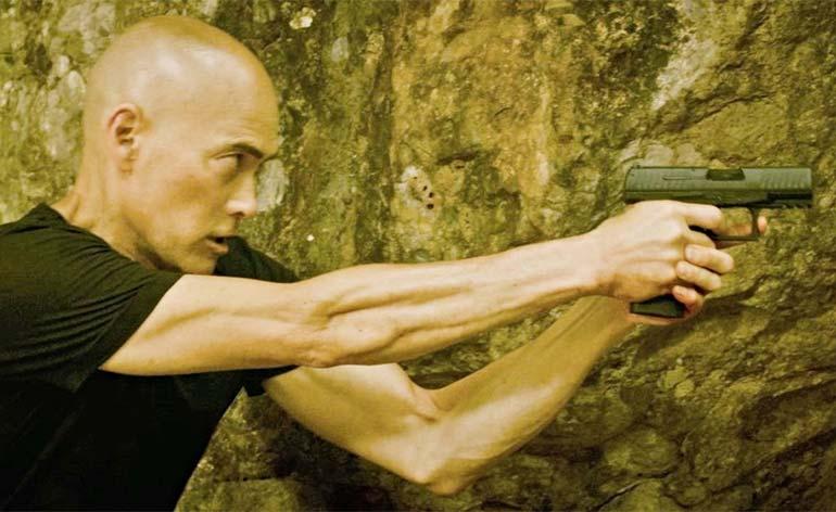 Mark Dacascos -The Driver -Kung Fu Kingdom