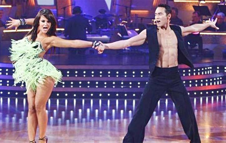 Mark Dacascos on Dancing with the Stars