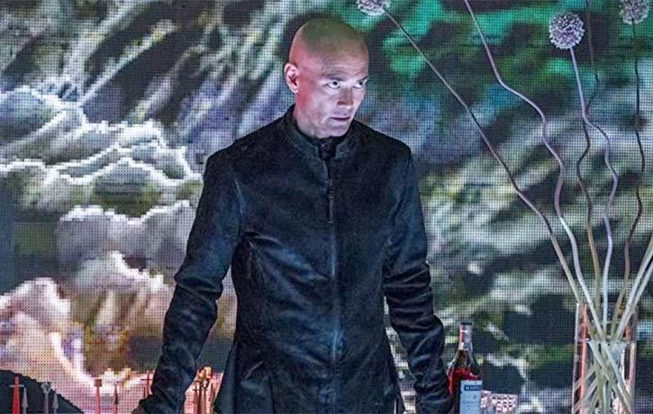 Mark plays the formidable villain Zero in John Wick Chapter 3