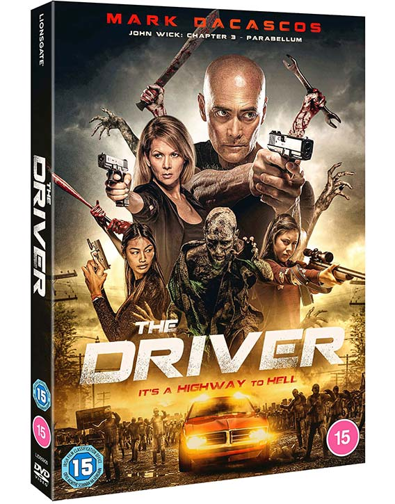 THE DRIVER out on DVD 19th October via Amazon