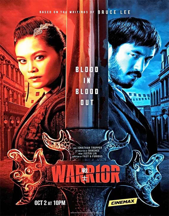 Warrior Season 2 Film Poster