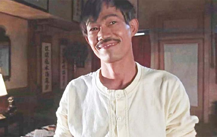 Yuen Wah stars as Uncle Tak