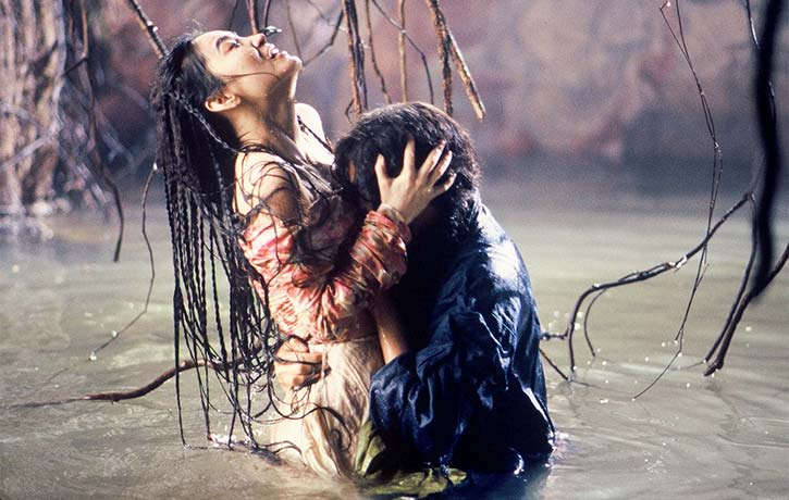A wuxia Romeo and Juliette