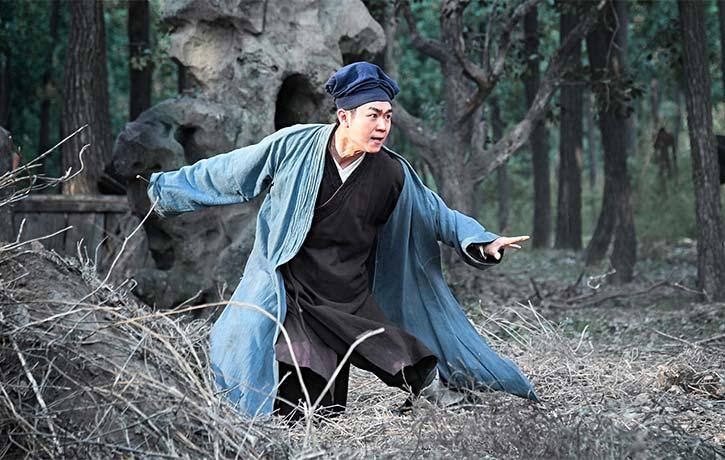 Da Peng stars as Zhuge Qingyun